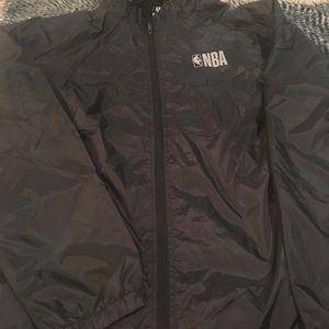 NBA Jacket windbreaker NWT